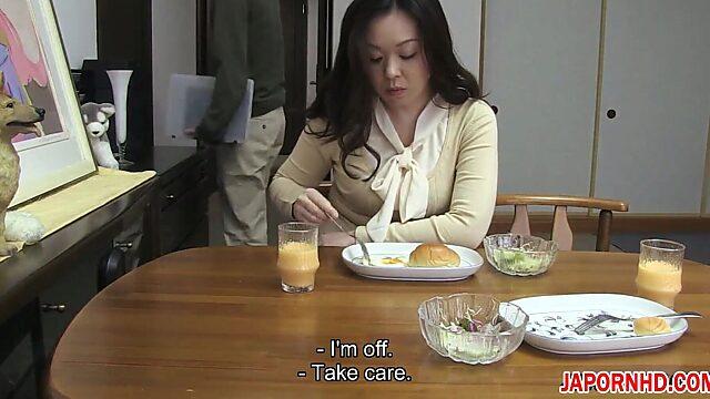 Japan mom