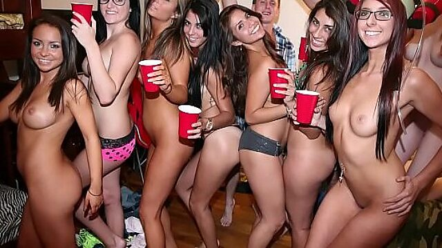 Party orgy