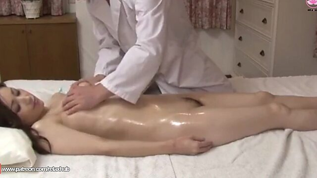 Japanese Massage Uncensored