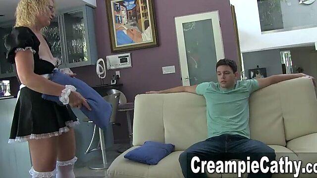 Creampie Cathy