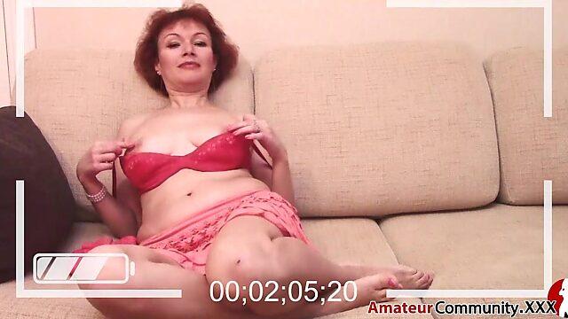mature strip tease