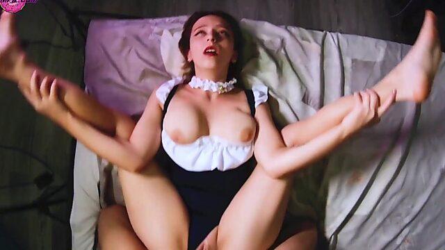 maid creampie