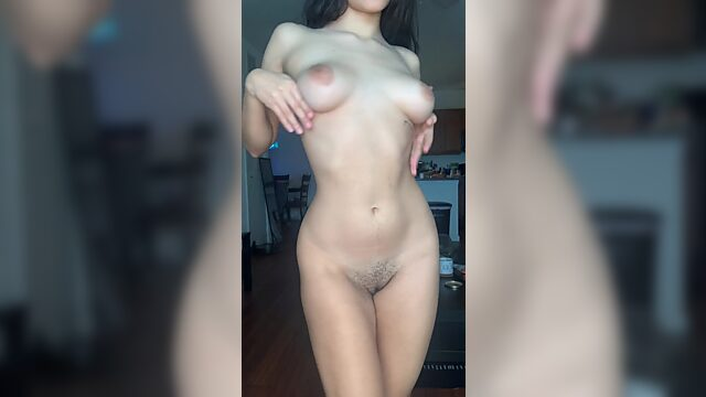 Perfect Body Latina Amateur Teen Solo