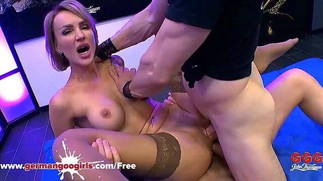 russian double penetration