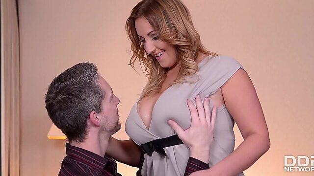 Busty wife