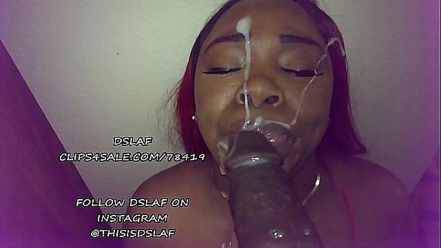 Hardcore bbw facials