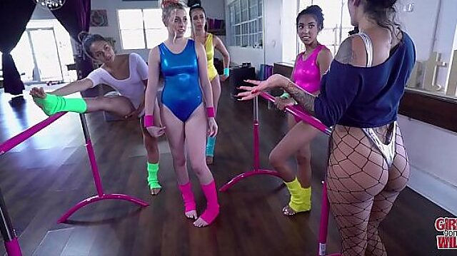 Lesbian ballet