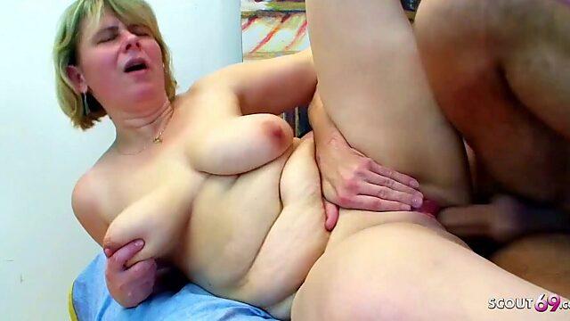 saggy granny