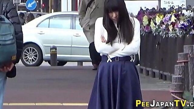 Japan pee