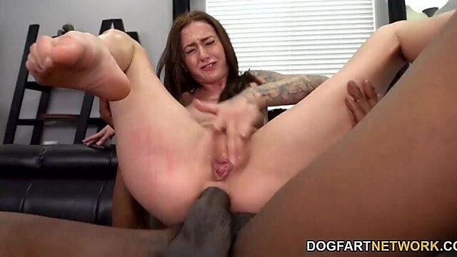 Extreme anal creampie