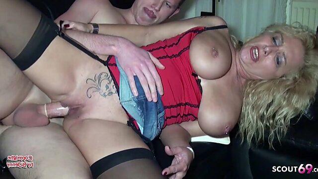 German saggy tits