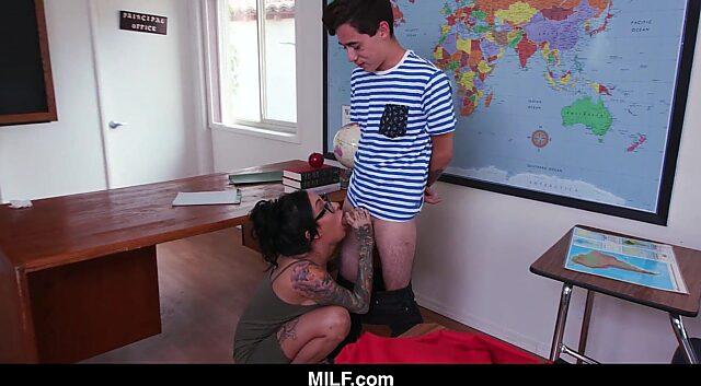 Milf boys