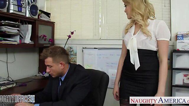Mia malkova office