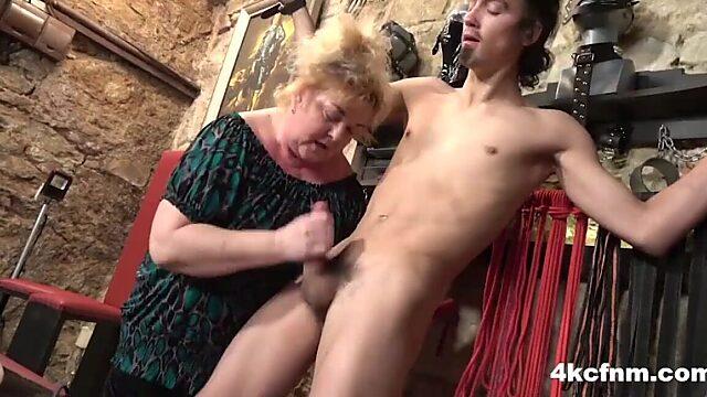 mature femdom