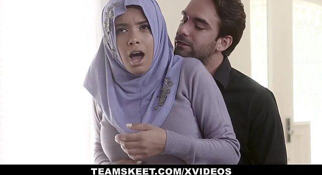 hijab anal