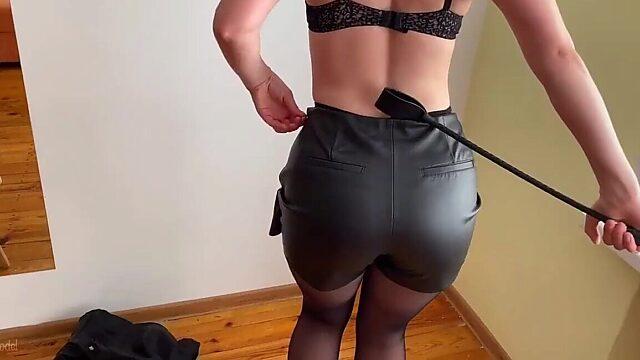 ripped pantyhose