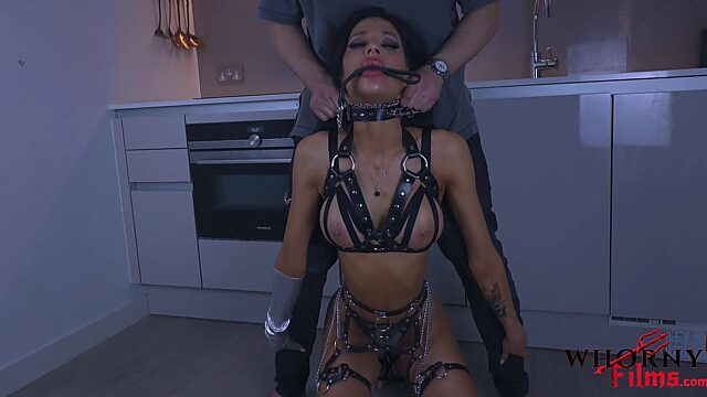 bondage tits
