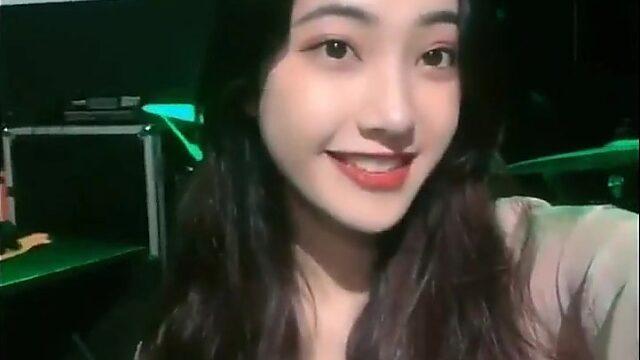 Chinese beauty models