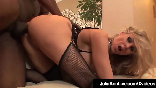 Julia Ann black