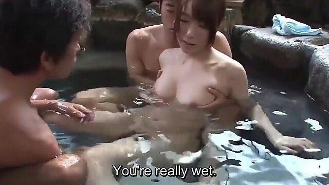 japan boobs