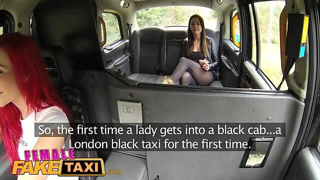 taxi lesbian