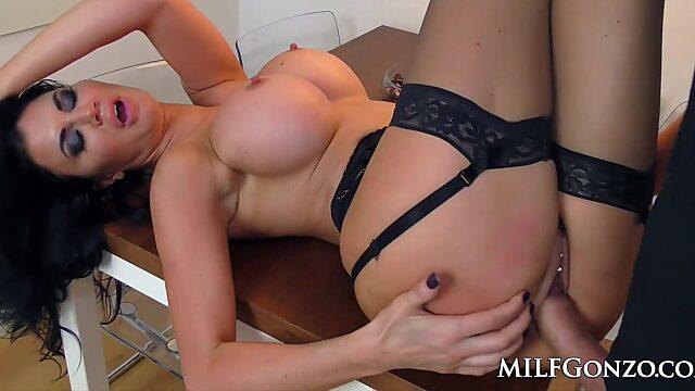 Big tit lingerie