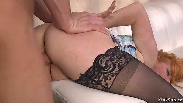 Husband anal