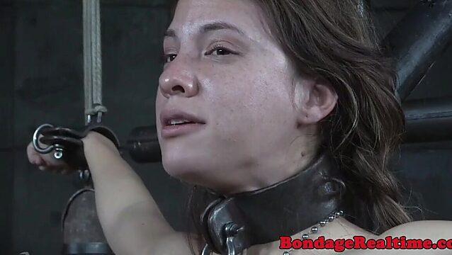 bondage orgasms