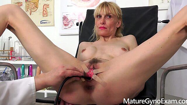 slender mature