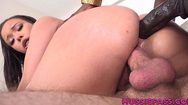 duble penetration