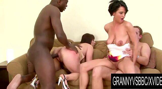 interracial anal mature