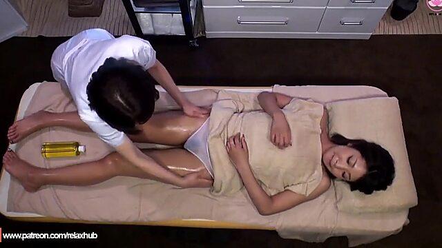 japanese oil massage