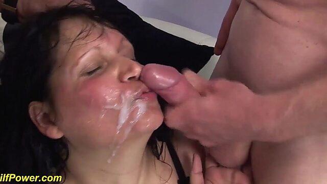 Bbw mom anal