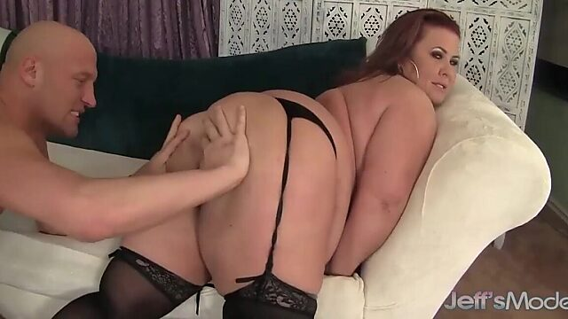 Big lady