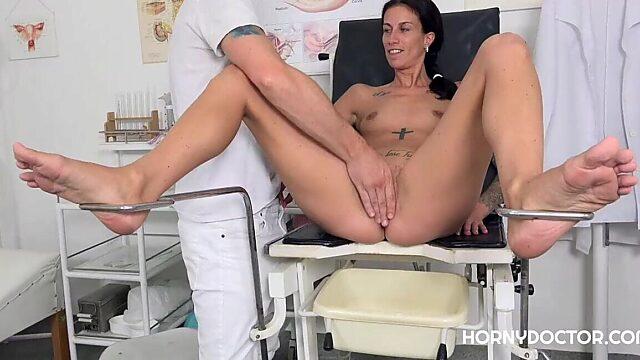 horny doctor