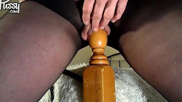 Squirt vibrator