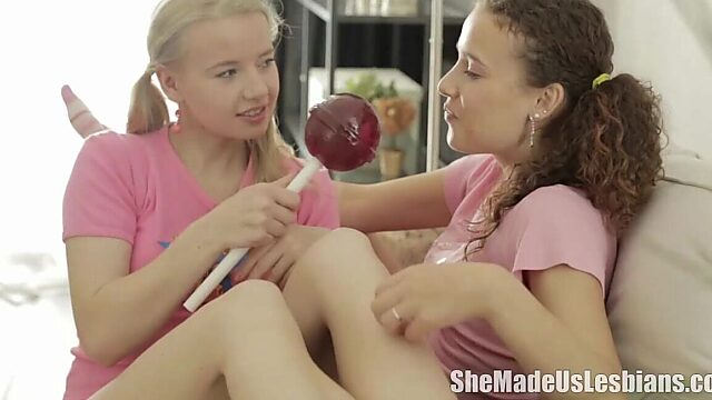 She made us lesbian