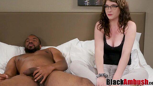 black cock creampie