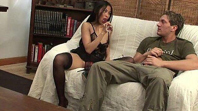 asiatica anal
