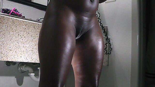 ebony big butt