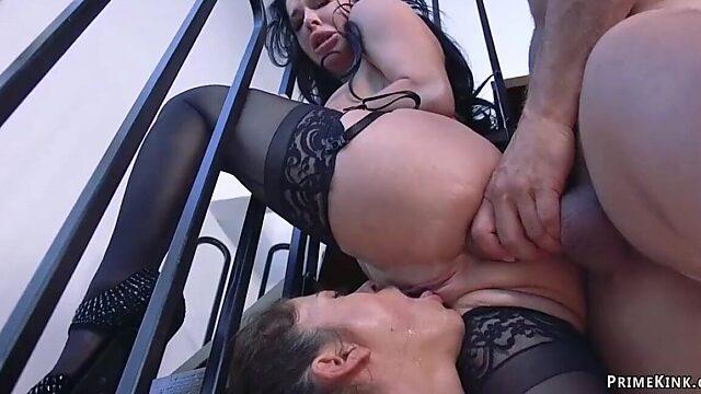 Kink anal