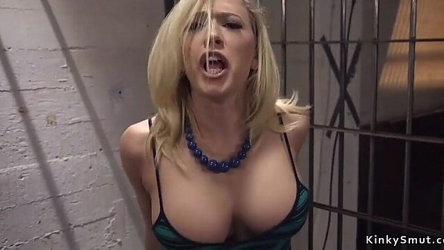 big tit bondage
