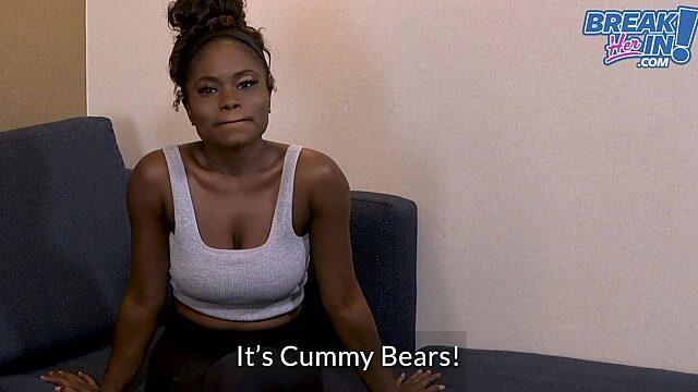 18 gummy bears