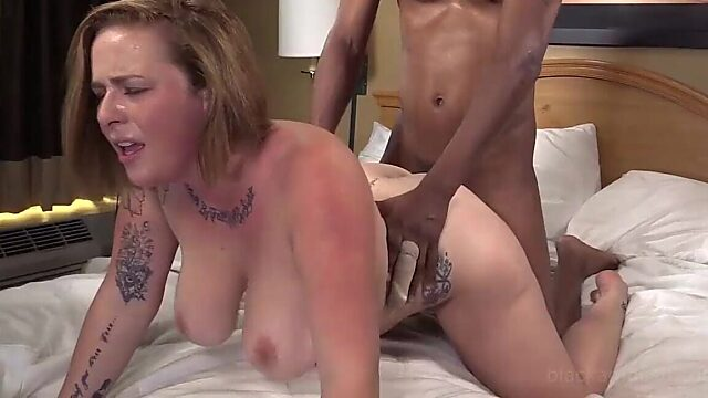 First anal casting