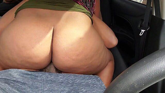 Ebony ride