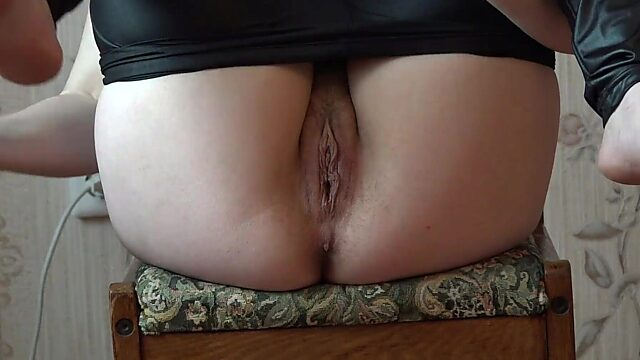 hairy ass solo