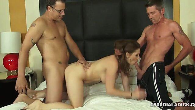 cuckold double penetration
