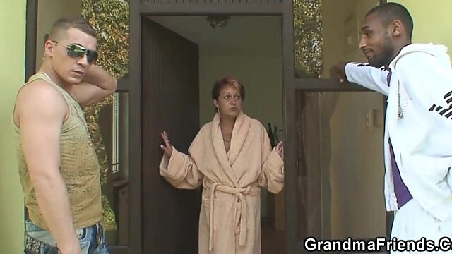 granny very old