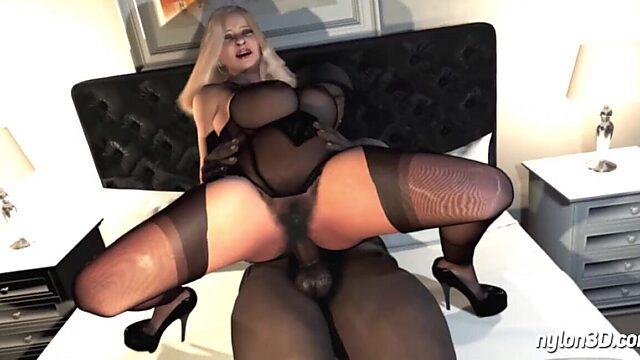 Interracial cuckold anal