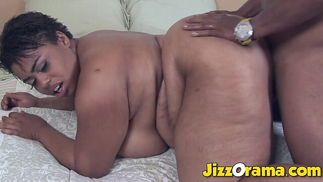Fat black girl